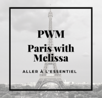 Paris with Melissa